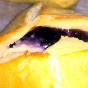 ブルーベリークリームチーズアップ
