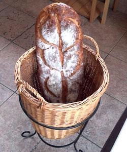 展示用巨大パン