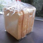大津のパン天然酵母のウッドペッカーの角食パン