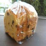 ウッドペッカーのレーズン食パン