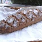 天然酵母とライ麦を使ったルヴァンカンパーニュ